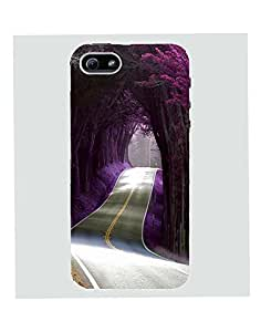 Aart Designer Luxurious Back Covers for I Phone 5 + Flexible Portable Thumb OK Stand by Aart Store.