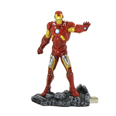 MARVEL AVENGERS MR-Z08GIMA-C USB Drive (Iron Man; 8GB) from MARVEL AVENGERS