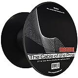 Mogami WG253400656 Bulk Quad Mic Cable Black (Sold Per Foot)