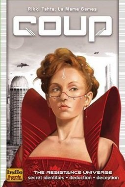 Coup (The Resistance Universe)