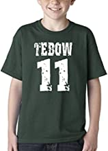 Expression Tees Tebow 11 Football Kids T-shirt