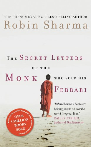 Ebook The Secret Letters Of The Monk Who Sold His Ferrari