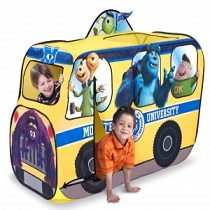 Monster University u2013 School Bus  sc 1 st  Tent For Kids & Playhut Monsters University School Bus Tent u2014 Tent For Kids