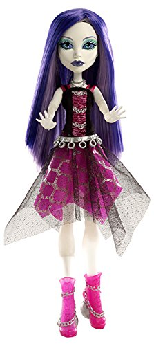 Mattel Y0423 - Monster High Bambola, Effetti Mostruosi, Spectra