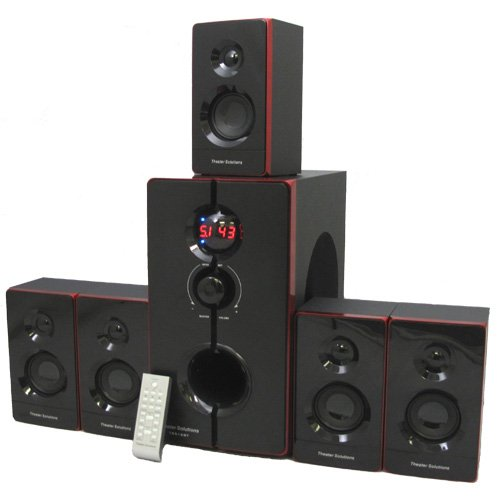 Theater Solutions TS516BT 5.1 Surround Sound