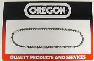 "Poulan/Poulan Pro 16"" Oregon Chain Saw Repl. Chain Model #2075C, 2150, 2155, 2160, 2175, 2250, 2250LE, 2300, 2350, 2375, 2375LE, 2450, 2550, 2555, 3314, 3314 WS, 3314WSA, 3416, 3516, 3516 PR, 3516AVX, 3816, 3816AV, 3818, 4018, 4018WT, 4218, 4218AV, 4218AVX, E14E, E16E, ES350, ES400, Micro 25 (XX Series XXV Series), S23, S25, S25AV, S25CVA, S25D, S25DA (9158)"