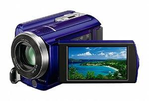 Sony DCR-SR68 80GB Hard Disk Drive Handycam Camcorder (Blue)