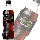コカコーラ コカ・コーラ ゼロフリー500mlPET×24本入×(2ケース)