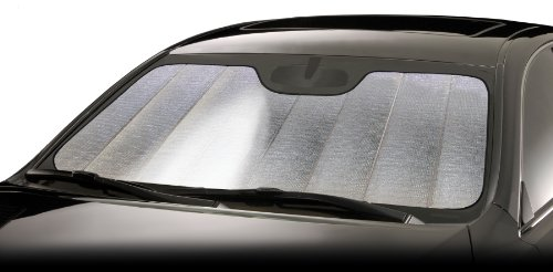 Intro-Tech Ultimate Reflector Custom Fit Folding Window Shade - (Silver) ultimate md 2120n silver alu