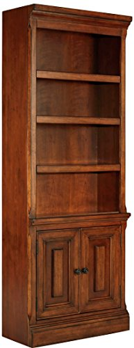 Signature Design By Ashley H704 17 Gaylon Collection Bookcase 80 Burnished Brown