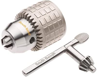 South Bend Lathe SB1370 1/2-Inch by JT33 Drill Chuck from South Bend Lathe