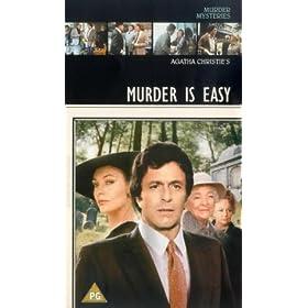 Agatha Christie's Murder Is Easy [VHS] [1982]