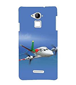printtech Disneyy Planes Back Case Cover for Coolpad Note 3