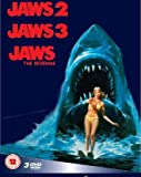 Jaws 2 / Jaws 3 / Jaws: The Revenge [Box Set] [DVD]