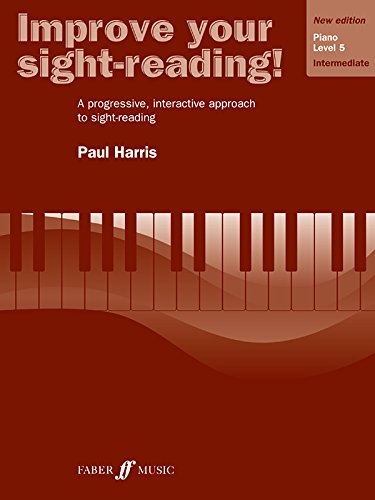 Improve Your Sight-Reading! Piano: Level 5 / Intermediate