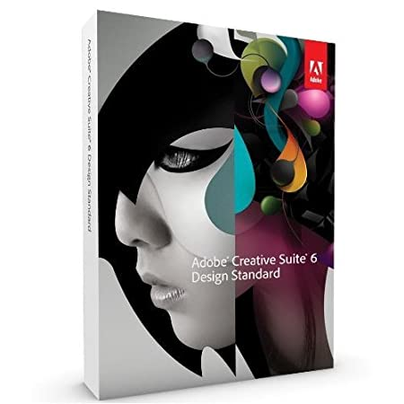 Adobe Design Standard CS6 - Mise à jour depuis CS5 [Mac]