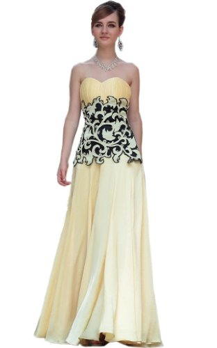 Creator Evening Gowns Dresses Long Maxi Sexy Formal Cocktail Prom Gown Dress for Party 30618 Size S picture