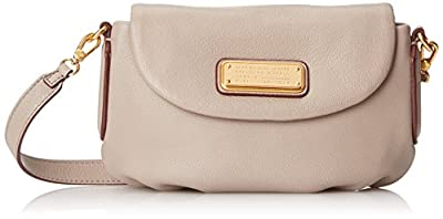 Marc by Marc Jacobs New Q Flap Percy Cross Body Bag