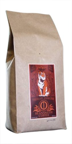 Beansmith Coffee Roasters, Tigerlily Espresso 12 Oz Bag, Whole Bean Coffee