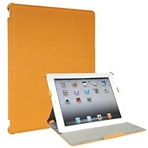 Colorspill 2 Microfiber iPad 2 Case - Orange