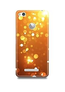 Golden Lights Xiaomi Redmi 3s Prime Case-312