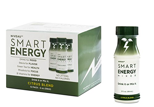 Coffee Tea Amp Beverages Smart Energy Shots By Niveau