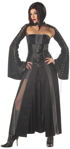 [Ladies Small Baroness Von Bloodshed Fancy Dress Halloween Costume Vampire by California Costume] (Baroness Von Bloodshed Costumes)