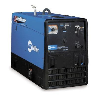 Trailblazer 302 Multi-Process Generator Welder 300A With 20Hp Kohler Lp Engine And Gfci Receptacles