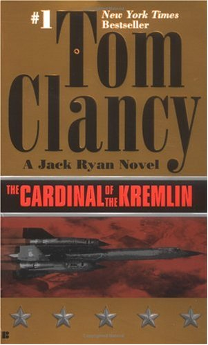Image for The Cardinal of the Kremlin (Jack Ryan Novels)