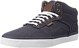Vans Unisex Bedford Leather Sneakers B01I3LZN2M