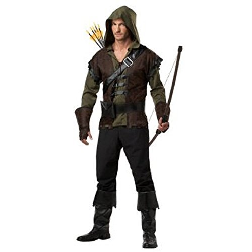 Adult Robin Hood Costume Size Large