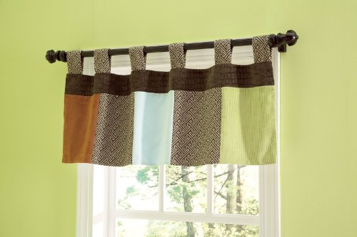Summer Infant Tap Top Valance, Zaire