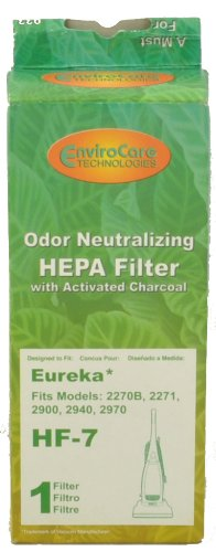 Eureka Style HF7 Vacuum Cleaner Hepa Filter ER-18375 (Eureka Vacuum Hf7 Filter compare prices)