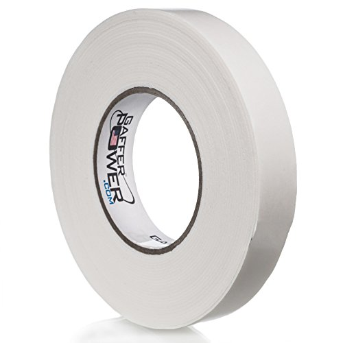 Gaffer Power's DuoStick Double Sided Foam Mounting Tape, 1-inch x (9 yards) 1/16