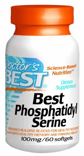 Doctors Best Phosphatidyl Serine, 60Sg