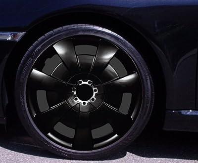 Radkappen TOFAZ schwarz 15 Zoll BMW Mini One, Cabrio, Cooper, Clubman von Autoteppich Stylers - Reifen Onlineshop