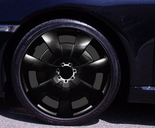 Radkappen TOFAZ schwarz 15 Zoll Fiat 500, Bravo, Brava, Doblo, Grande Punto, Evo, Idea, Linea