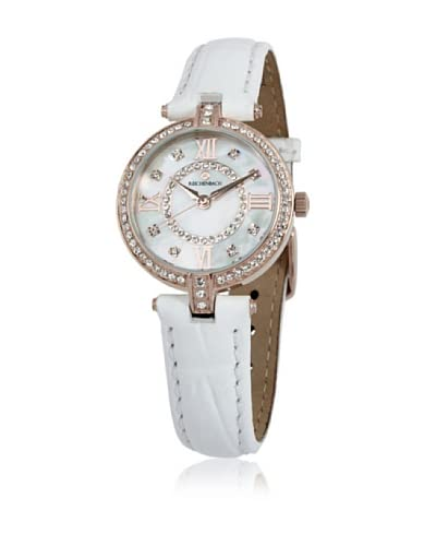 Reichenbach Reloj de cuarzo Woman Gillion Blanco 28 mm
