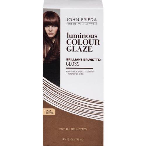 John frieda medium chestnut brown hair