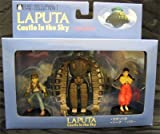 Studio Ghibli Laputa: Castle In The Sky Figure Set (Toy)