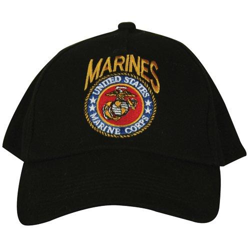 red-us-marines-corps-simbolo-ricamato-sfera-cap-berretto-regolabile-the-few-the-proud