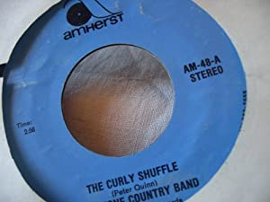 The Curly Shuffle/Sea Cruise