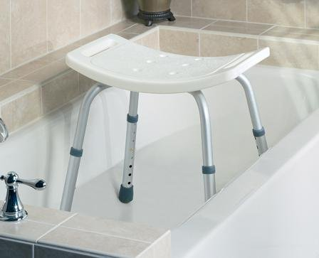 (CS) Easy Care Shower Chair/Stool