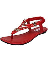 Do Bhai Women's Synthetic Sandals - B013JZ36OO