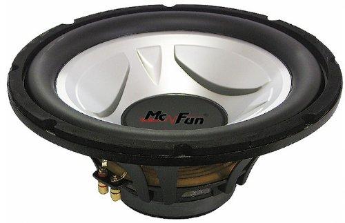 800 Watt Car-Subwoofer Basslautsprecher Bassbox