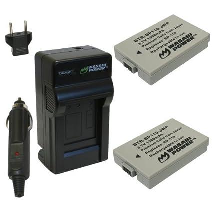 Wasabi-Power-Battery-and-Charger-Kit-for-Canon-BP-110-CG-110-VIXIA-HF-R20-HF-R21-HF-R200