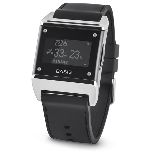 Basis Health Tracker for Fitness, Sleep & Stress (2014 Ed.)