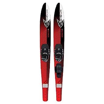 HO Sports Burner Combo Water Skis With Bindings 2013: