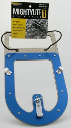 UCO MightyLite I Camping Stove Stand (for MSR Whisperlight and Rapidfire Stoves)