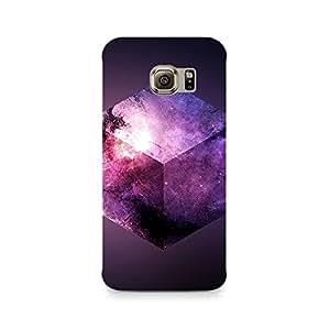 TAZindia Designer Printed Hard Back Case Mobile Cover For Samsung Galaxy S6 Edge